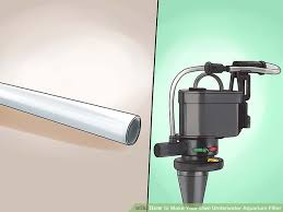 membuat kotak filter aquarium 3 ways to make your own underwater aquarium filter wikihow