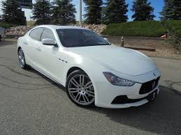 maserati gray featured used car inventory in broomfield sill terhar maserati