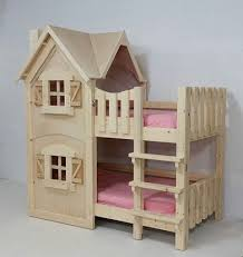 Doll House Bunk Bed The Dollhouse Bunkbed By Imagine That Playhouses U0026 More B
