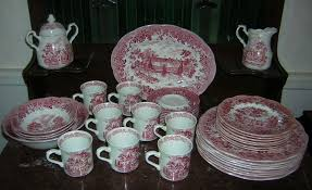 meakin ironstone 38 pc dishes hoover house
