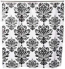 Bathroom Shower Curtain And Rug Set by Handpicked Selection Of Black Shower Curtain Sets Bathroom