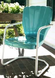 Antique Metal Patio Chairs Patio On Patio Chairs For Trend Retro Metal Patio Furniture