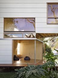 taringa treehouse in brisbane backyard by phorm architecture
