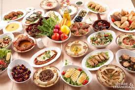 cours cuisine montr饌l lebanese tapas delicacies cooking class tapas libanais raffinés