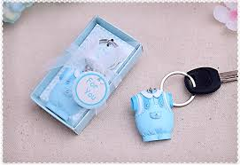 baptism keychain baby shower favor gift and giveaways for guest baby keychain