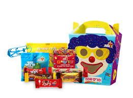 purim gifts buy i am purim clown mishloach manot purim gift package israel