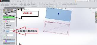 how can we draw a 4 side pyramid in the solidworks grabcad
