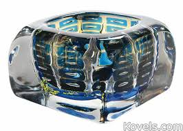 antique svan ring holder images Antique orrefors glass price guide antiques collectibles jpg