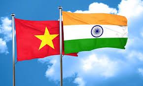 Viet Nam Flag India And Vietnam Pushing Back The Dragon