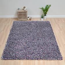 brink and campman rocks multi shaggy wool rugs 70202 free uk