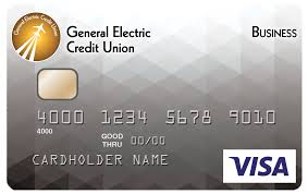 Visa Business Card General Electric Credit Union Accounts Credit Cards Business