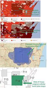 Verizon Coverage Map Arizona by Verizon Coverage In Element Mobile Area