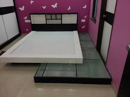 bedroom furniture platform bed manufacturer from pune