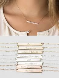 necklace for with children s names cool design ideas mothers necklace with names two etsy and