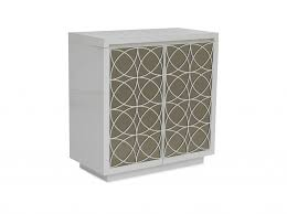 Mirrored Bar Cabinet Open U0026 Closed Home Bar Trendsrobb U0026 Stucky