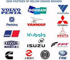 keypower doosan diesel generators 50hz generator 50hz keypower
