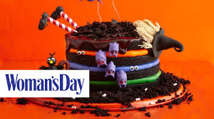 halloween cake pics 13 creepy creative halloween cake ideas woman u0027s day youtube
