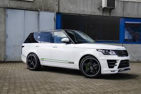 customized range rover 2017 range rover clr sr by lumma designtuningcult