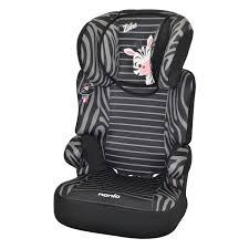 notice siege auto nania nania befix sp zebra car seat 2 3 kiddicare com