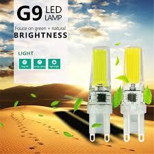 Spotlight Chandelier Aliexpress Buy Led G9 L Bulb 220v 12w Dimming Cob Smd Led