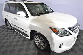 lexus lx 570 for sale las vegas lexus lx 570 4 door for sale 41 used cars from 20 000