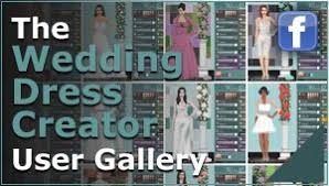 wedding dress creator wedding dress creator wedding dress design