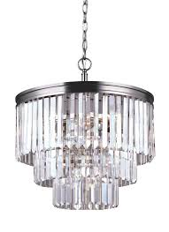 Lighting Chandeliers Traditional Willa Arlo Interiors Domenique Traditional 4 Light Crystal