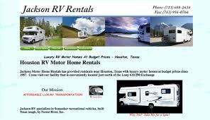 Luxury Rv Rentals Houston Tx Portfolio Cybersquad