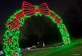 Lighting by Bull Run Festival Of Lights Nova Parks