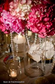 Hydrangea Centerpiece Pink Peony And Hydrangea Centerpiece Flowerduet Com