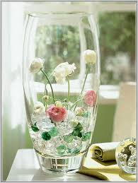 Decorating With Large Vases 10 Decorating Ideas For Glass Vases Room Decorating Glass