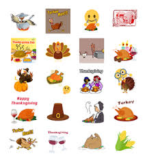 thanksgiving day emoji sticker android apps on play