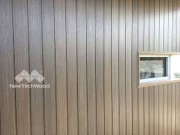 Installing Shiplap Newtechwood Shiplap Siding Installing Vertically Wall Cladding