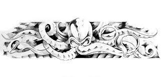 sketch of tattoo art cupid stock photo colourbox