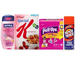 68 in new target coupons kellogg s pull ups paper items