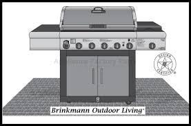 Brinkmann Backyard Kitchen Brinkmann 810 6640 S U2022 Brinkmann Parts World