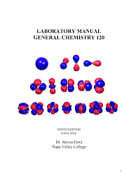 laboratory manual general chemistry 120
