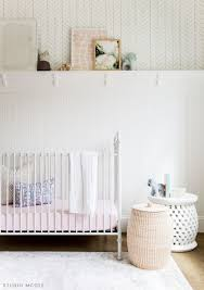 daily find restoration hardware kennedy iron crib copycatchic