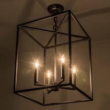 light fixtures meyda 163666 kitzi box wrought iron entryway light fixture