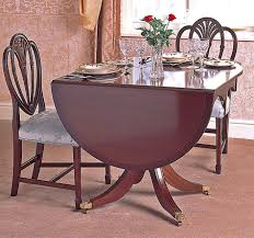 pembroke handmade traditional english dining table house of