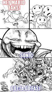 Sonic Gotta Go Fast Meme - hey internet meme imgflip