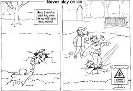 coloring pages water safety water safety coloring pages water safety coloring pages water safety