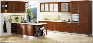 marvelous wood kitchen designs with stainless steel microwave and