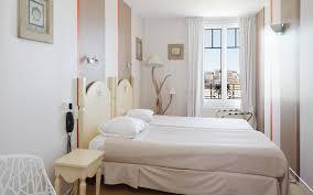 chambre de 9m2 chambres hôtel la villa marine a le tréport normandy