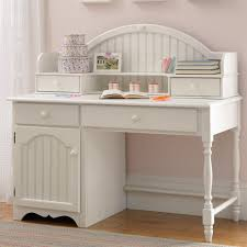White Desk Westfield Wood Student Desk In Off White Humble Abode