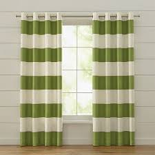 Green Striped Curtains Innovative Green Striped Curtains Decorating With Best 25