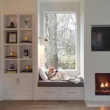 William Hodgins Interiors by Interiors Best Reading Nook Features Mini Mezzanine Loft Bed