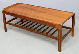 vintage teak and melamine coffee table by remploy 1960s design