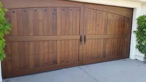 Two Door Garage by Wooden Garage Door Double Wooden Garage Doors Are They Good