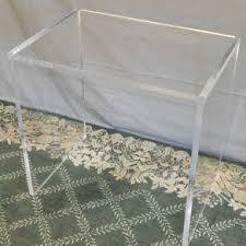 Acrylic Accent Table Custom End Tables Custommade Com